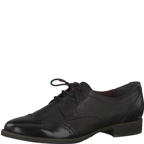 Tamaris 23202-21-030 Black Leather