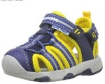 Geox Sand B920FB Navy Yellow