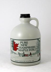 1/2 Gallon Maple Syrup