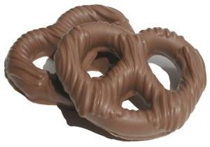 Chocolate Pretzels Milk 1/2 lb