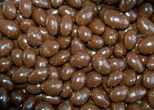 1 lb. Dark Chocolate Almonds