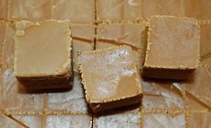 1/2 lb. Peanut Butter Fudge