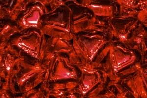 1 lb. Red Milk Heart