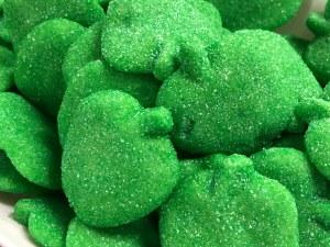 12 oz. Sour Gummy Apples