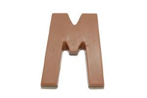 Milk Letter M