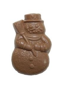 Milk Snowman
