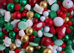 6 oz. Bag Deluxe Christmas Mix