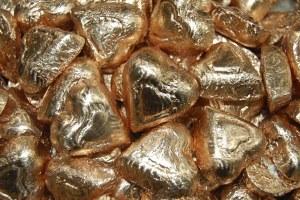 6 oz. Dark Chocolate Hearts