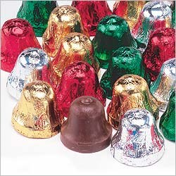 6 oz. Bag Milk Christmas Bells