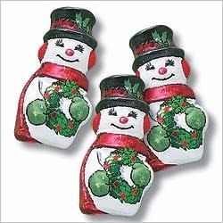 6 oz. Bag Milk Mini Snowman