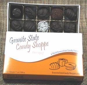 7 oz. All Dark Chocolates