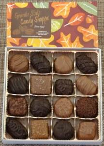 7 oz. Fall Chocolates