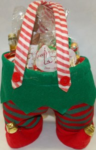Elf Pants Tote Bag