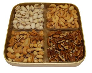 Roasted Nut Sampler Tray