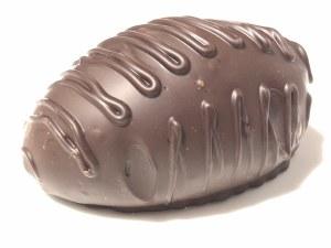 Sm. Dark Raspberry Cream Egg