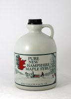 1/2 Gallon Maple Syrup