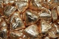 1 lb. Dark Chocolate Hearts