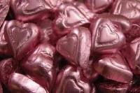 1 lb. Pink Milk Heart
