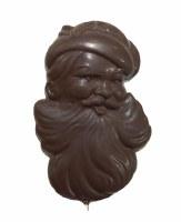 Dark Santa Face Pop