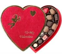 14 oz. Heart Box Assorted