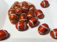 2 oz. Footballs Mesh Bag