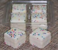 4 ct Vanilla cake bites