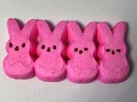 4 ct. Pink Bunnies