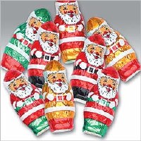 1 lb. Bag Milk Mini Santas