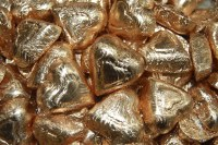 6 oz. Milk Gold Heart