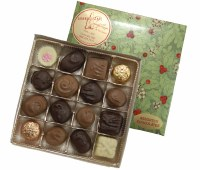 7 oz. Box Christmas Chocolates