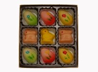 9 Piece Easter Marzipan