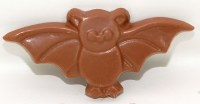 Milk Chocolate Bat