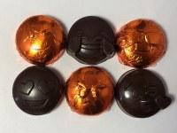 Dark Chocolate Emoji