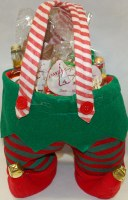 Elf Pants Tote Bag