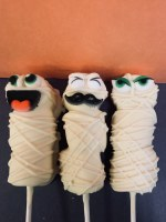 Marsh-mummy Pops