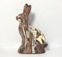 Medium Calico Sitting Bunny