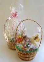 Medium White Basket