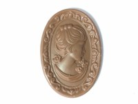 Milk Chocolate Cameo