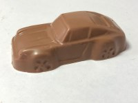 Milk Chocolate Porsche