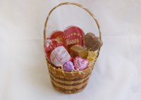 Small Valentine Basket