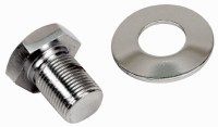 Crank Pulley Bolt - Extra Long