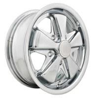 911 Look Wheel Chrome 15x4.5 (EP00-9677)