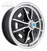 Sprintstar Wheel Black 4/130 (EP00-9688)