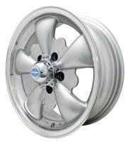 GT-5 Wheel Silver/Polished Lip 5/112 (EP00-9695)