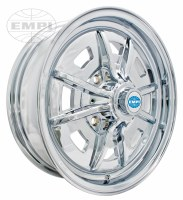 Sprintstar Wheel Chrome 4/130 (EP00-9724)