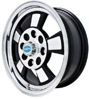 Riviera Wheel 4/130 Black/Polished (EP00-9732)