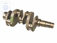 Crankshaft Vanagon 2.1L