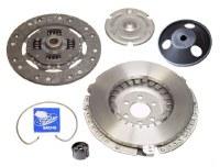Clutch Kit MK1/MK2/MK3 210mm