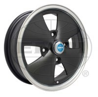 4-Spoke Wheel Black 4/130 (EP10-1092)