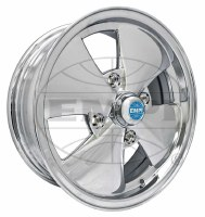 4-Spoke Wheel Chrome 4/130 (EP10-1094)